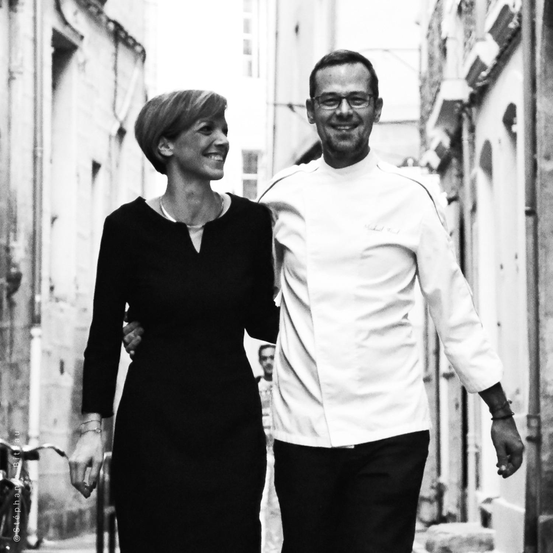 Olivia et Mickael Feval
