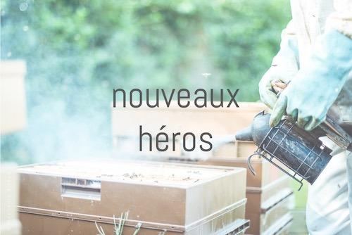 nouveaux héros